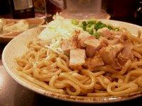 日の出らーめん ガッツ麺 味噌らーめん 002