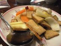 シンジョウリャンタン干し豆腐