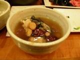 黒鶏の薬膳スープ