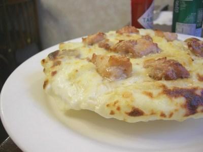 チキンクリームグラタン