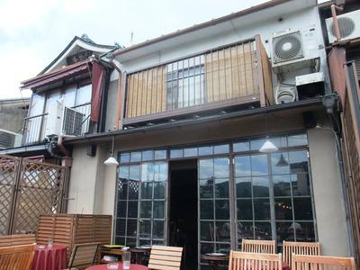 京都川床〜お好み焼き 001