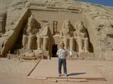 アブシンベル大神殿と怪しい東洋人051230