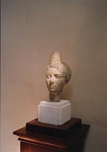 グレコ・ローマン博物館 クレオパトラ頭像