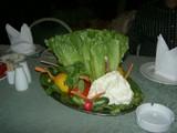 レバノン料理 野菜J