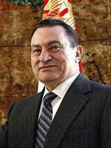 ムバラク大統領