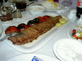イラン料理 チェロケバブ