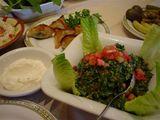 レバノン料理 タッブーラ