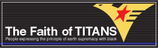 The Faith of TITANSさん