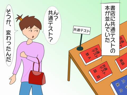 re共通テスト書店