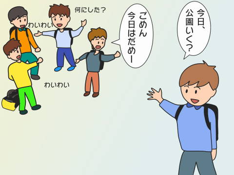 re誕生日会