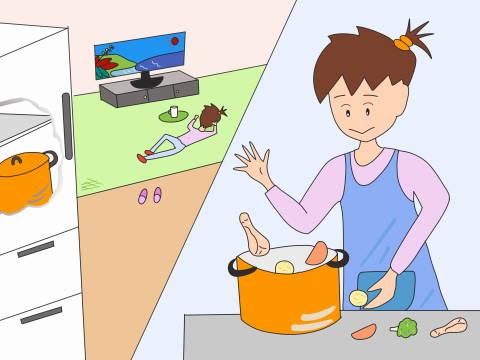 RE鶏の照り煮 (11)