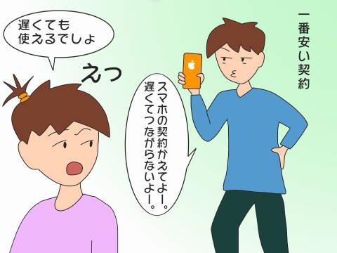 re-スマホ契約