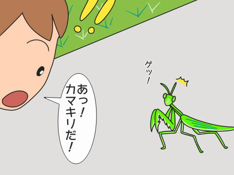 re-カマキリ