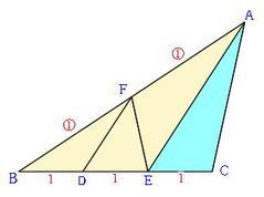 面積の比(1)