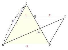 平行線と比2の3