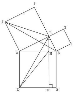 三平方の定理の証明(5)