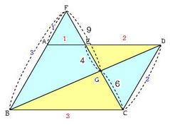 平行線と比の2の5