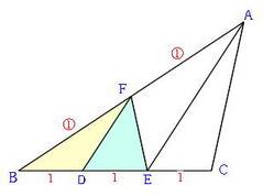 面積の比(3)