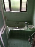 バスルーム原状