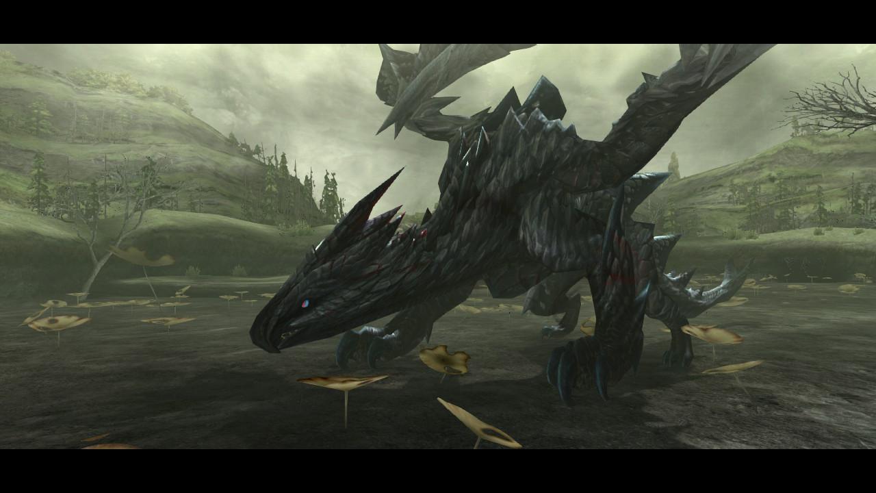 爆 鱗 竜 の 覇気