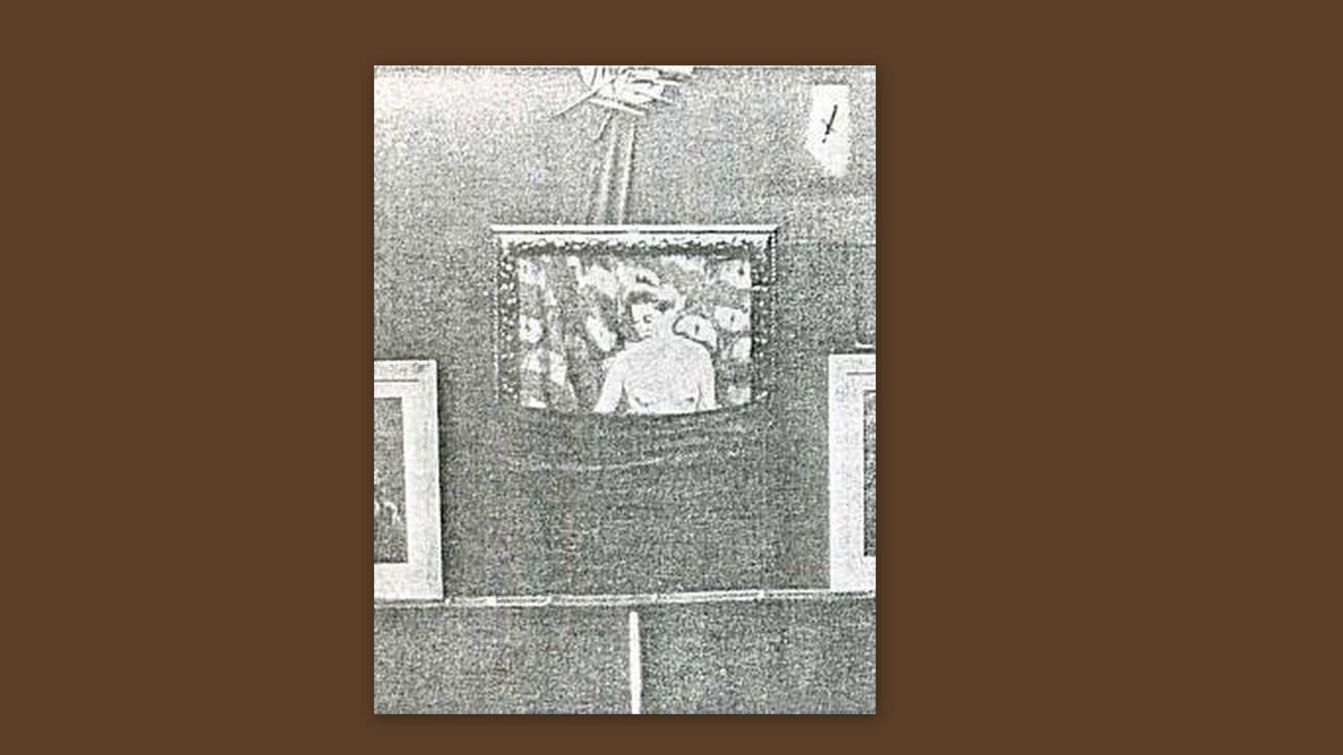 テレビニュースを見ていて、島根県奥出雲町で「藝術か猥褻か」 と町議会で論...  森の中のアルル
