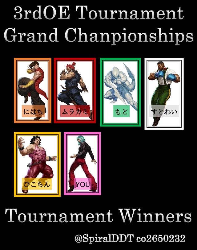 150418_Tournament Result