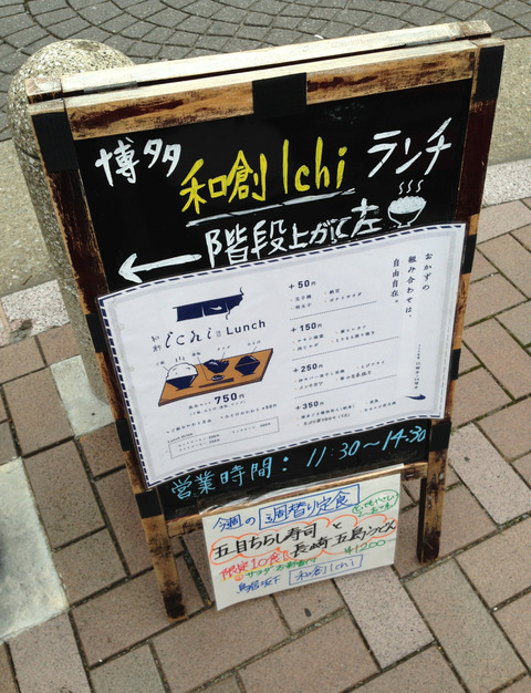 ichi_看板