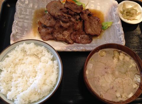 たん丸_牛たん定食2