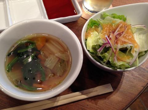 kintan_サラダ・スープ