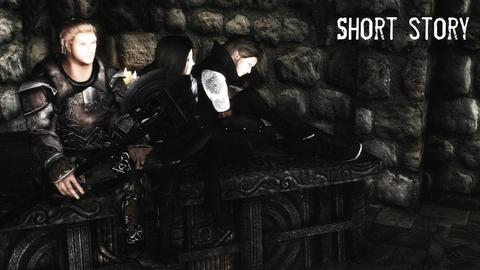 【SHORT STORY】金髪のあの子