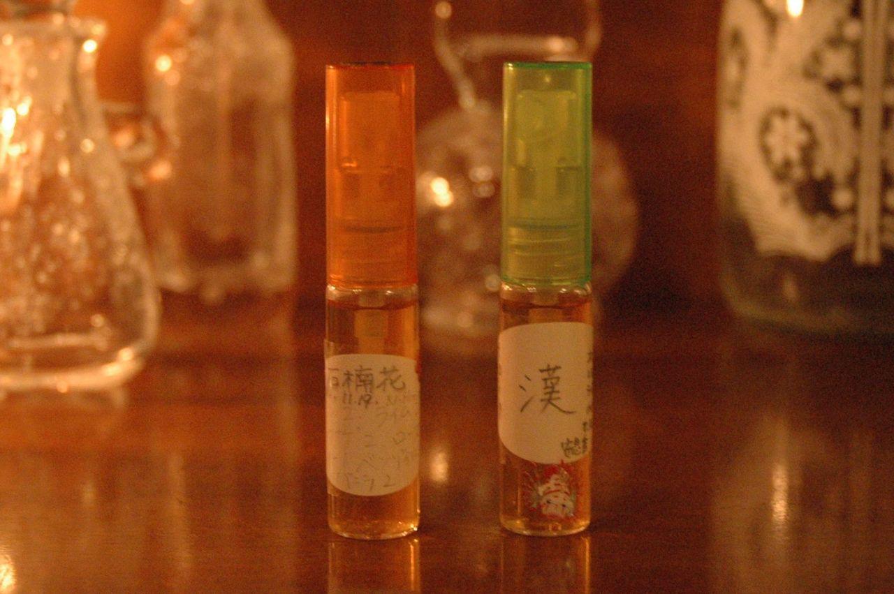 香水イベント作品4&5