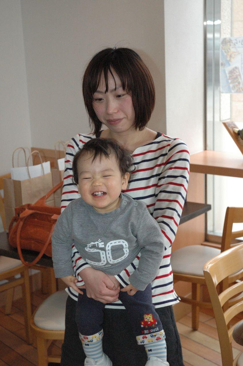イベント2012117赤ちゃんも参加
