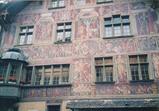 シャフハウゼン4 騎士の館