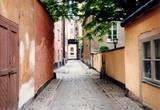 ストックホルム 旧市街1