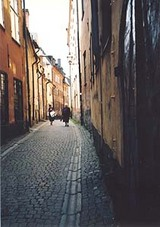 ストックホルム 旧市街2