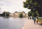 ドロットニング宮殿 スウェーデン
