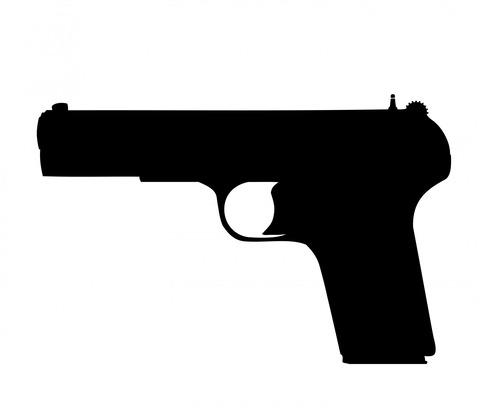 彼氏の家で拳銃発見!!!!