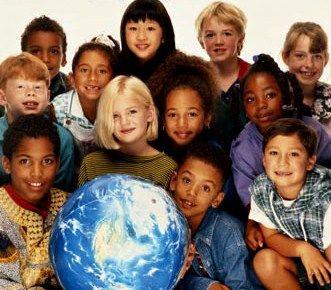私の子供の生態ー人種の違いに悩む