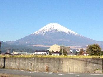 富士山2013秋