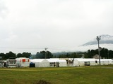 テントたち