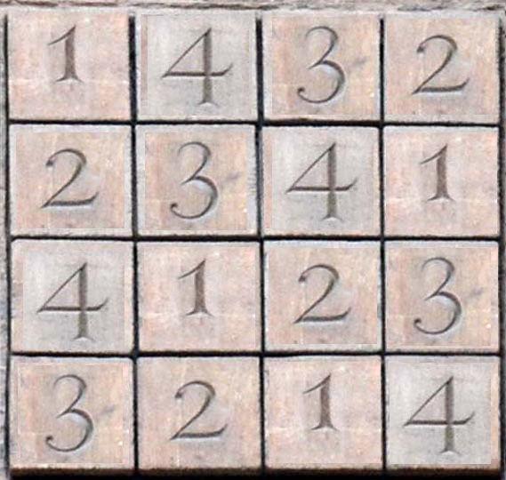 発想力脳トレ教育元年 プロジェクト 発想力教育研究所発想力教育  メソッド出版 『ねこパズル』 MS44x小学生編 の解説クリプトグラムゼロから魔方陣ゼロの定義魔方陣を作ろう! 今日の魔方陣 。魔方陣は任意の整数で作れます。