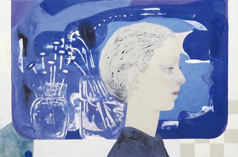 今を描く-現代作家による人物画展