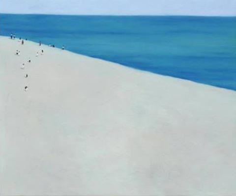 田中梢 個展 「遠くにいても近くにいる様な」
