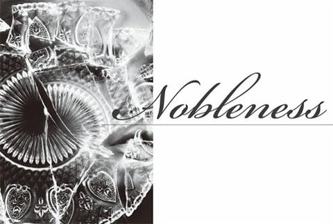 栗棟美里 個展 Nobleness