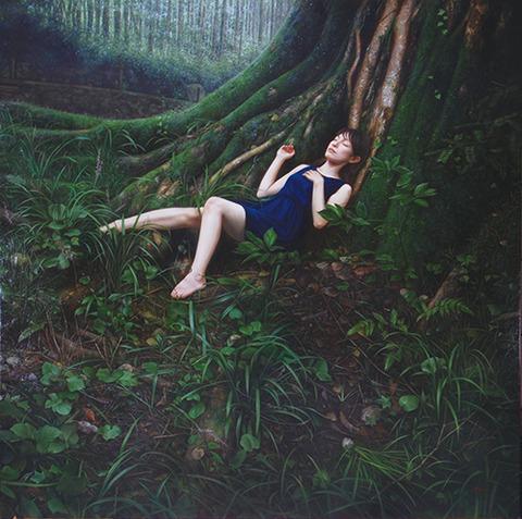 大樹の囁き