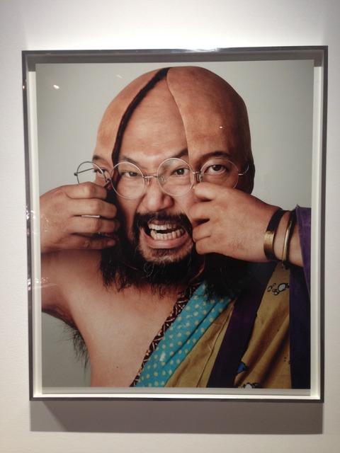 村上隆『五百羅漢図展』_3634