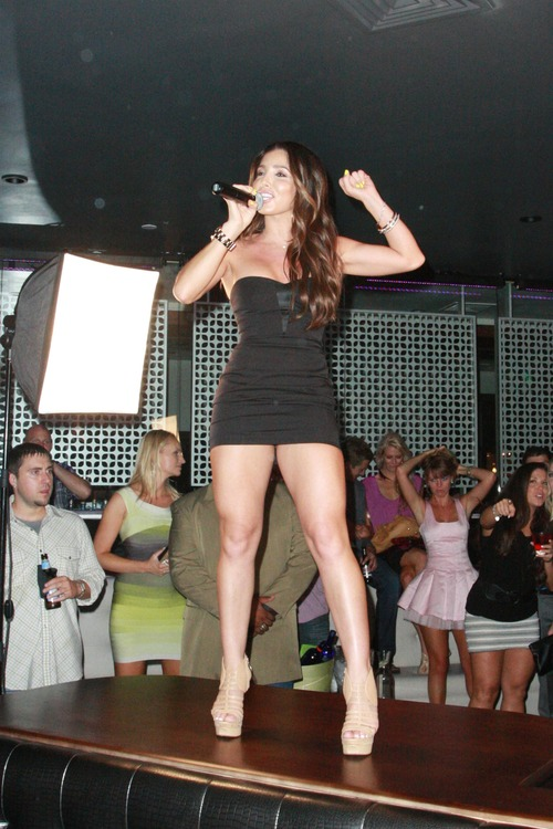 Melissa Molinaro @ Grand Opening of Chloe Nightclub (8)