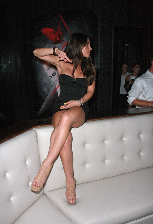 Melissa Molinaro @ Grand Opening of Chloe Nightclub (4)