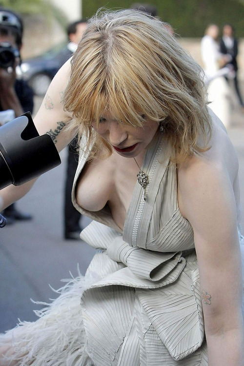 Courtney Love - amfAR's Cinema Against AIDS Gala