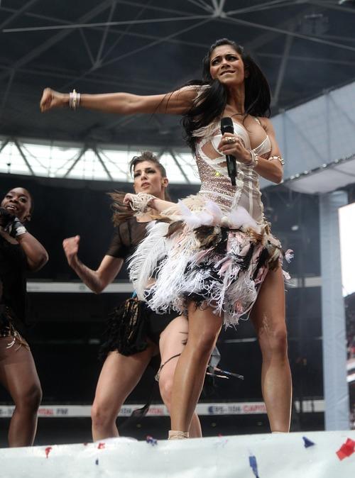 Nicole Scherzinger - Capital Radio Summertime Ball 2011